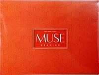 Альбом MUSE Drawing 314*240 мм, 20 листов, плотность 150г/кв.м, склейка, Школярик PB-GB-020-033