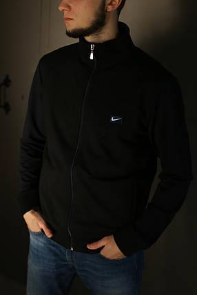 Кофта мужская Nike. Темно синяя , фото 2