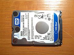 HDD 500GB Slim 5400rpm SATAIII Різних виробників. Гарантія!
