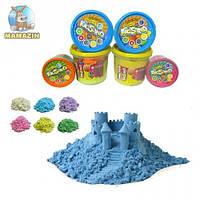"Кинетический песок ""KidSand"" банка 400 г., DankO toys, фото 1"