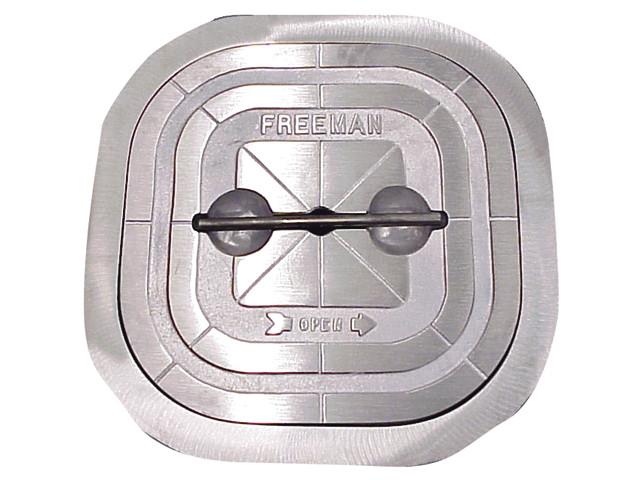 Морской люк Freeman - квадратный