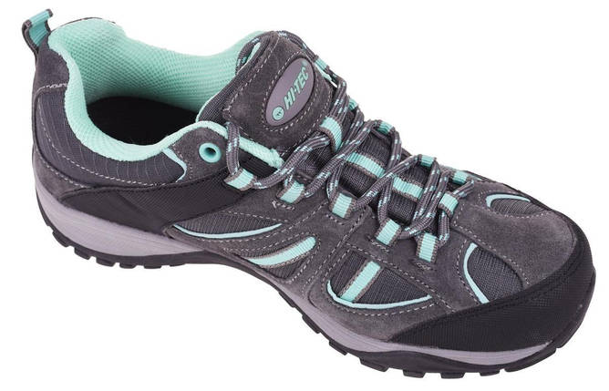 Треккинговые ботинки женские  Hi-Tec Lady Sarapo Low WP Dark Gray, фото 2
