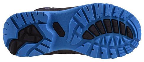 Ботинки детские Hi-Tec Miko Mid WP JR Black, фото 2
