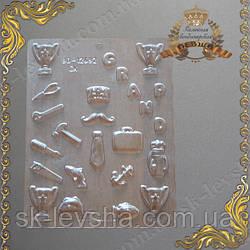 Форма пластиковая Ассорти № 90-12692 СК