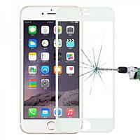 Защитное стекло 3D AndSer Full Glue на iPhone 6 / 6S цвет Белый
