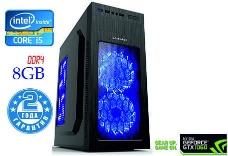 Игровой компьютер NG i5-7400 G3 (i5-7400/DDR4-8Gb/HDD-500Gb/GTX1060), фото 2