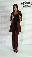Женский брючный костюм, фото 1