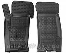 Полиуретановые передние коврики в салон Ford Sierra 1987-1994 (AVTO-GUMM)