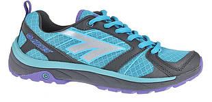 Треккинговые кроссовки женские Hi-Tec Haraka Trail Womens Blue