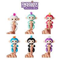 Ручные обезьянки, динозавры и единороги Wowwee fingerlings