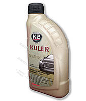 K2 Антифриз TURBO KULER -35C 1л RED G12/G12+
