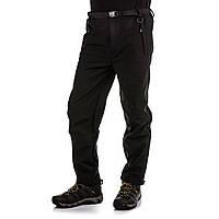 Софтшелл брюки мужские Hi-Tec Howland II BLACK