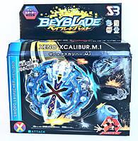 Игрушка-Волчок Бейблейд Взрыв BEYBLADE BURST Xeno Xcalibur Эскалиус с ручкой В67