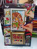Картины-раскраски карандашами 'Собачка' (PBN-01-02), фото 4
