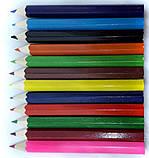 Картины-раскраски карандашами 'Мишка' девочка (PBN-01-05), фото 8