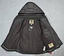 Куртка зимняя GAO коричневая (QuadriFoglio, Польша), фото 6