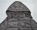 Куртка зимняя GAO коричневая (QuadriFoglio, Польша), фото 2