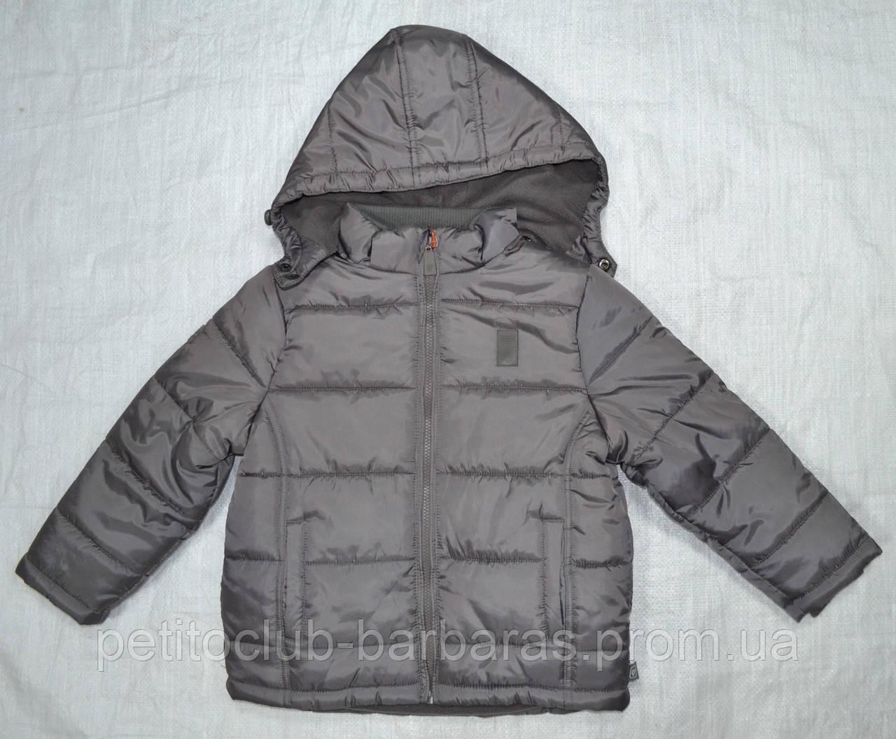 Куртка зимняя GAO коричневая (QuadriFoglio, Польша)