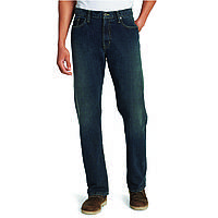 Мужские джинсы Eddie Bauer Men Authentic Jeans Relaxed Fit LONG DK HERITAGE 8e7eb47673aef