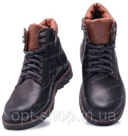 Зимние мужские ботинки Bastion