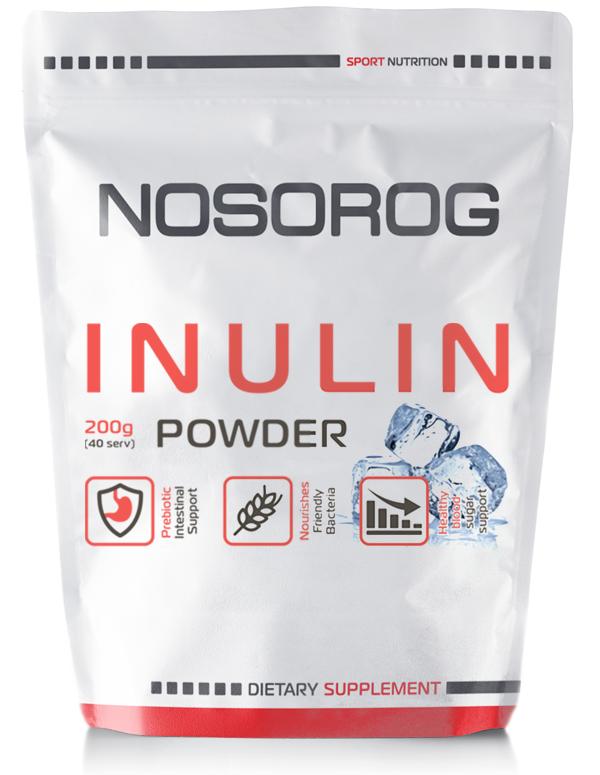 NOSOROG Nutrition Inulin 200 g