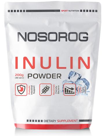 NOSOROG Nutrition Inulin 200 g, фото 2