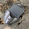 Чехол для наручников из натуральной кожи, фото 3