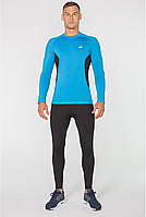 Мужской компрессионный спортивный костюм для бега Radical Intensive, тайтсы и рашгард + шапка в подарок!, фото 1