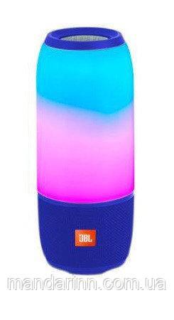 Портативная акустика  JBL  Pulse 3 синяя