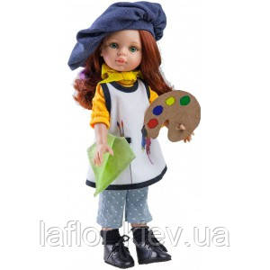 Кукла Paola Reina Кристи художница