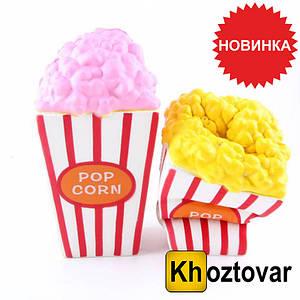 """Анти-стрессовая игрушка сквиш """"POP CORN большой"""""""