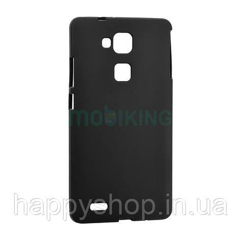 Силиконовый чехол-накладка для Huawei Y625-U32 (Black), фото 2