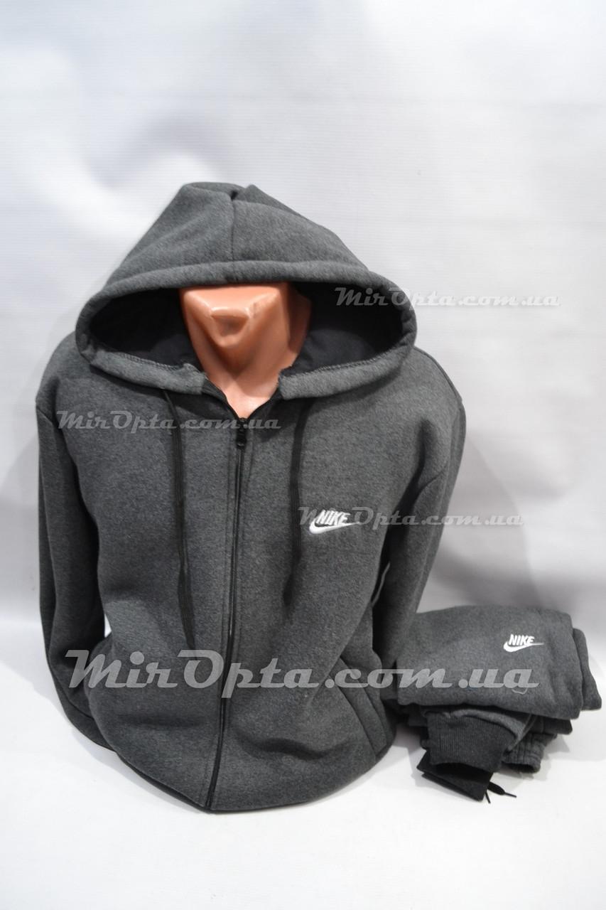 Мужской спортивный костюм Nike на флисе (р. 48 - 54) купить оптом со склада a183ddc41dabc