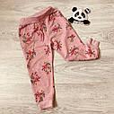 Брюки для девочки на байке ( 3-10  лет), фото 3