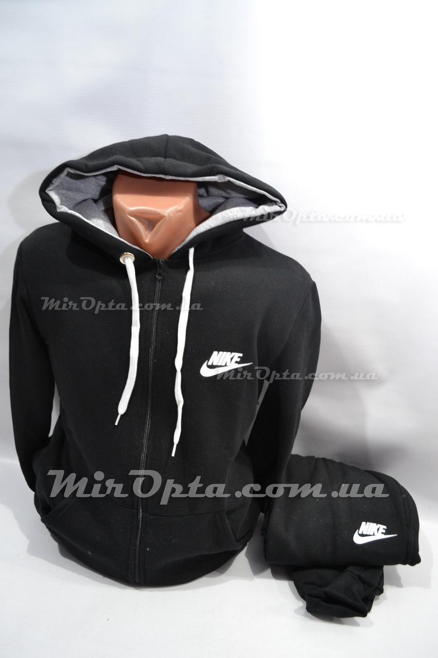 Мужской спортивный костюм Nike на флисе (р. M - 2XL) купить оптом со склада 368991d6cc91d