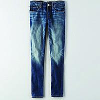 Женские джинсы скинни AEO Skinny Jean BLUE