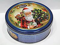 Рождественское сахарное печенье Only Butter Cookies 454гр