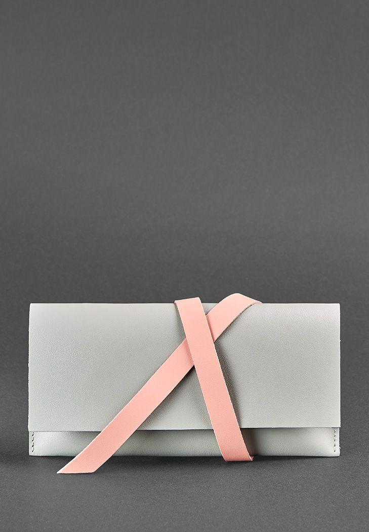 Тревел-кейс 1.0 Серый-розовый