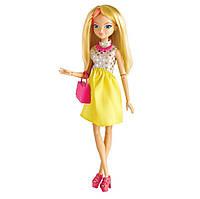 Кукла Хлоя Буржуа антибаг леди баг Miraculous Chloe fashion doll with pink bangs, фото 1