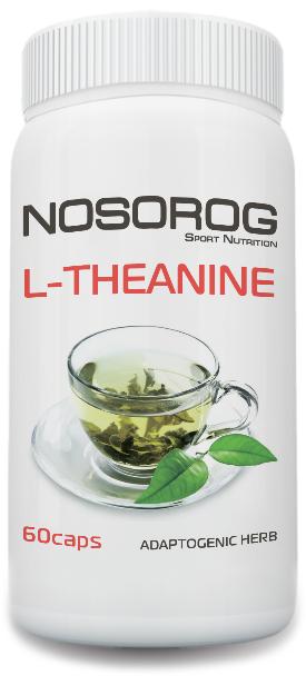 NOSOROG Nutrition L-Theanine 60 caps