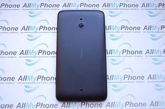 Задняя панель корпуса для мобильного телефона Nokia 1320 Lumia black