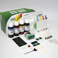СНПЧ ColorWay Epson SX125/130/230/235, BX305 4x100 г чернил