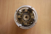 Щеткодержатель стартера + задняя крышка 561.3708 (Под щетки КАМАЗ) 24В, фото 1