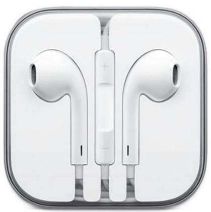 Наушники гарнитура для iPhone 4 4S 5 5S SE 6 6S Plus оригинал - Lucky Mobick 69ac124e34de8