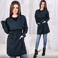 Легкое кашемировое пальто