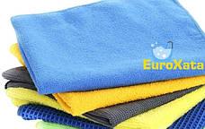 Универсальные салфетки из микрофибры для уборки W5 Microfasertücher (3шт.) Германия