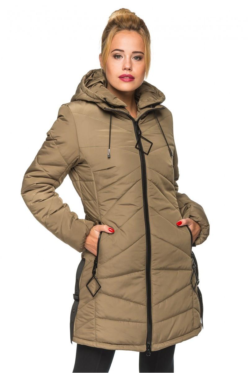 Зимняя женская куртка, р. 44 - 52