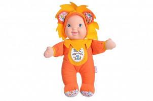Кукла Baby's First Sing and Learn Пой и Учись (оранжевый Львенок) 21180-2