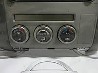 Панель управления климат-контролем Nissan Navara D40 (27500EB56C / 275004X06C), фото 1