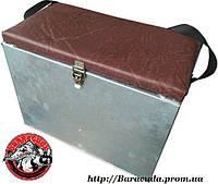 Ящик для снастей зимний оцинкованный